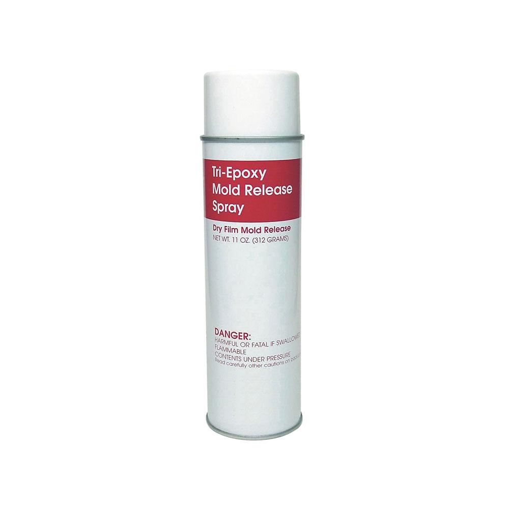 Tri-Epoxy Mold Release Spray (Silicone Lubricant)